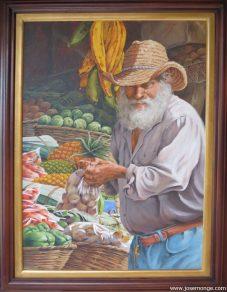 Entre frutas y verduras